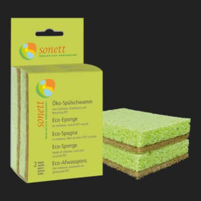 Sonett Eco Sponge 2Pk