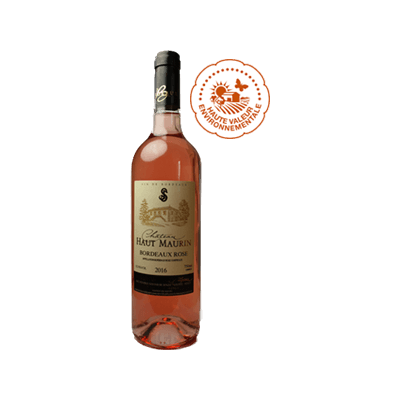 Chateau Haut Maurin Rose Bordeaux - Hev Level 3