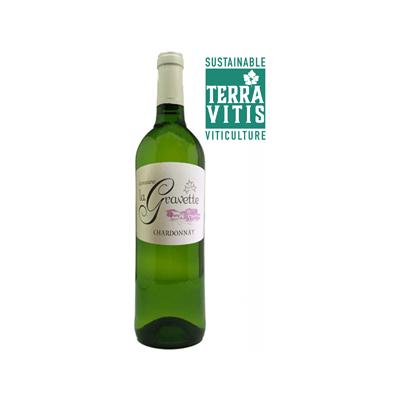 Domaine La Gravette Chardonnay Minervois - Terra Vitis