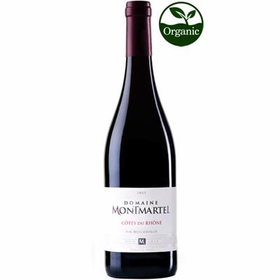 Domaine Montmartel Côtes Du Rhône – Organic
