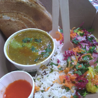 Dosa Love Meal