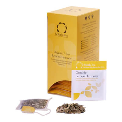 Solaris Tea Lemon Harmony 40 X2g