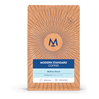 Mellow Decaf (Wholebean Coffee)