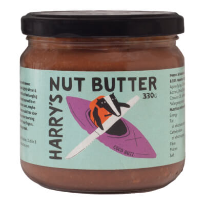 Harry's Nut Butter Coco Buzz