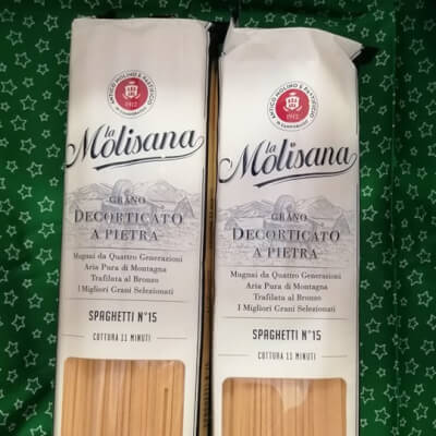 Durum Wheat Spaghetti La Molisana