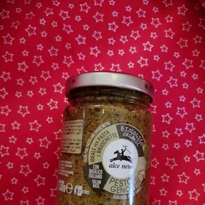 Organic Pesto Genovese
