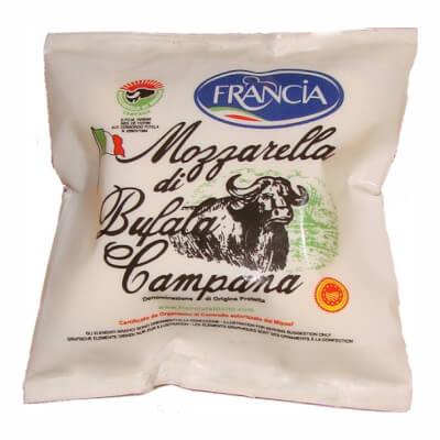Mozzarella Bufala Francia