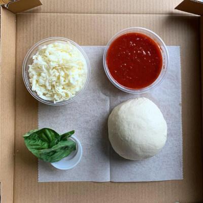 Home  Sourdough  Pizza Kit