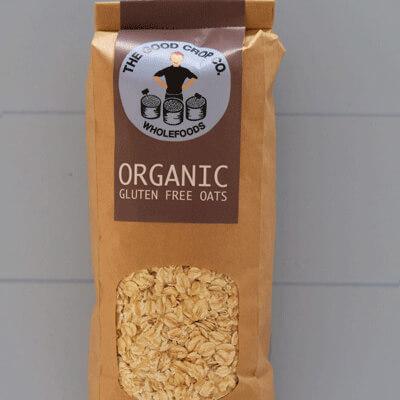 Organic Gluten Free Oats