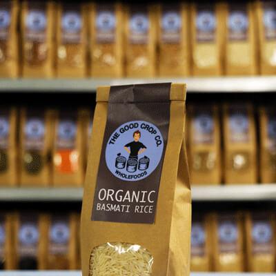 Organic Basmati Rice
