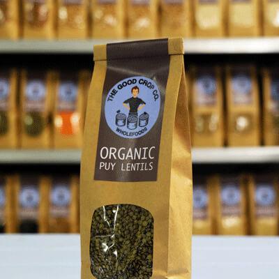Organic Puy Lentils
