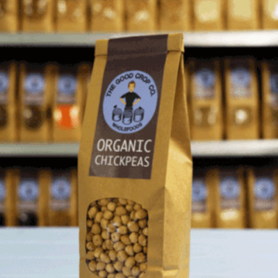 Organic Chickpea
