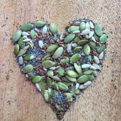 Organic Seed Mix