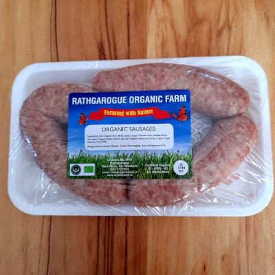 Organic Jumbo Sausage