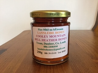 Cooley Mountain Bell Heather Honey