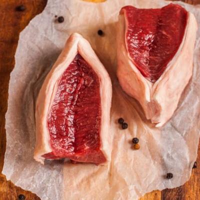 Valentine Steaks
