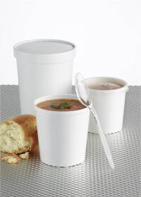 Haricot Bean And Vegetable Soup With Marjoram  16Oz  Portion