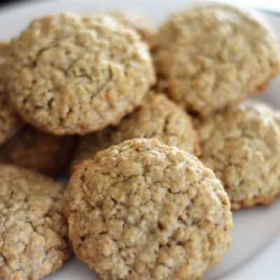 Pk 4 Oat, Maple & Coconut Cookies