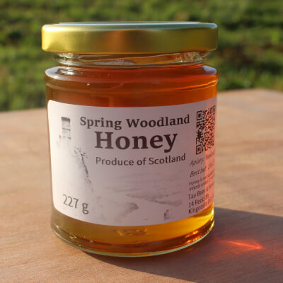 Spring Woodland Honey