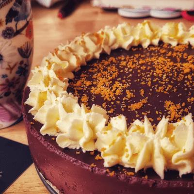 Chocolate & Orange Torte