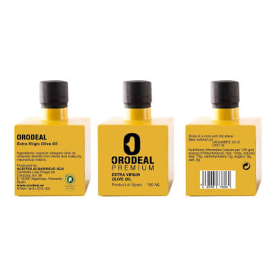 Early Harvest Orodeal Extra Virgin Olive Oil 100ml