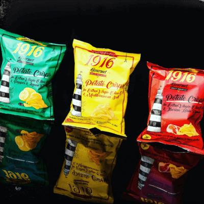 Crisps 3 X 30G Bag
