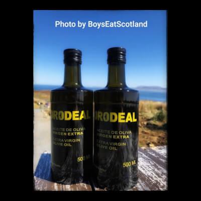 Orodeal Gourmet Extra Virgin Olive Oil 500Ml