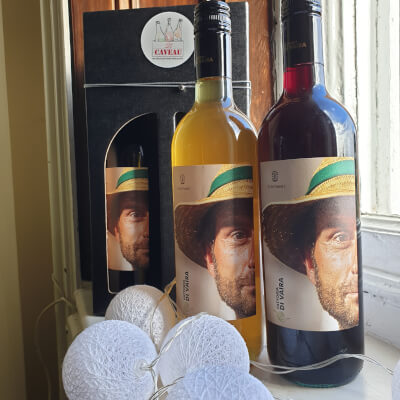 Wine Gift - Off-Piste Italy  - Vincenzo Bianco + Vincenzo Rosso