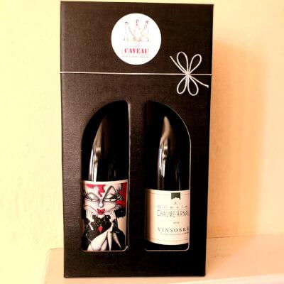 Wine Gift - Pet Nat, Tour Des Gendres + Vinsobres, Chaume-Arnaud