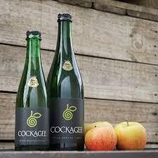New! Cockagee Cider (37.5Cl), Mark Jenkinson (Slane, Co. Meath)
