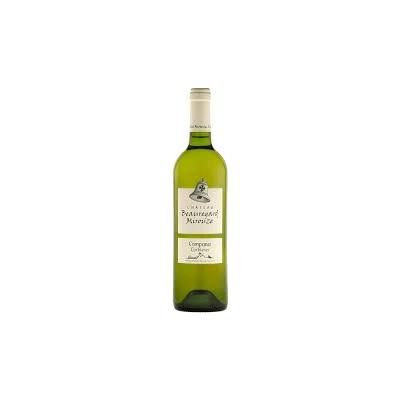 Corbières Blanc Campana Beauregard Mirouze Roussillon France