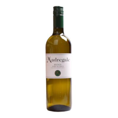 Madregale Bianco, Trebbiano-Chardonnay (Abruzzo, Italy)