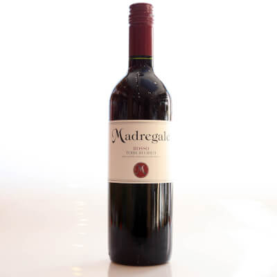 Madregale Rosso - Sangiovese-Montepulciano (Abruzzo, Italy)