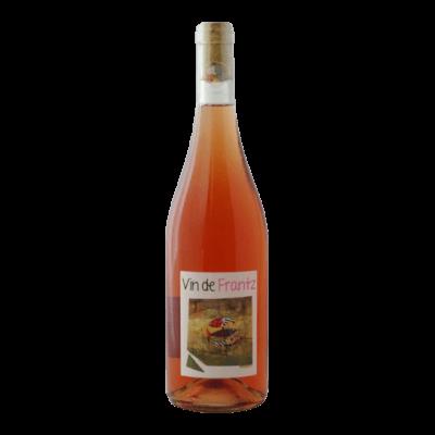Frantz Saumon Rosé, Vin De Frantz (Natural, Loire Valley)