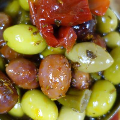 Tahitienne Olives