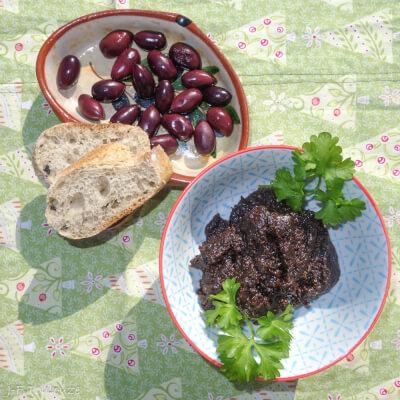 Black Olive And Fig