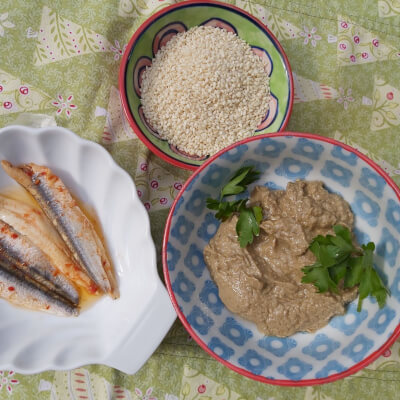 Anchovy Tapenade