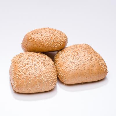 -- 5X Spelt Rolls - Sesame Seeds