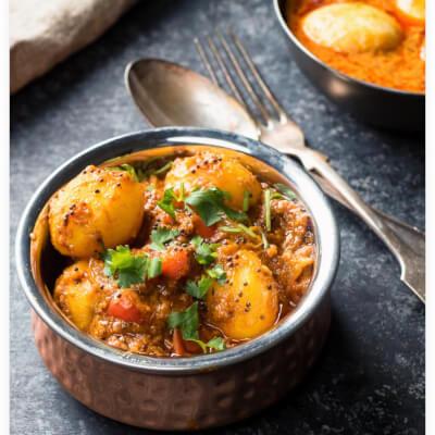 Mumbai Potatoes