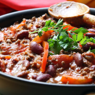 Mexican Beef Chilli