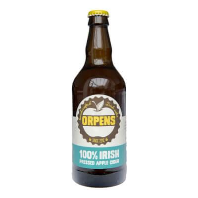 Orpens 100% Irish Pressed Cider - Volume Deal - 12 (330Ml)  Bottles