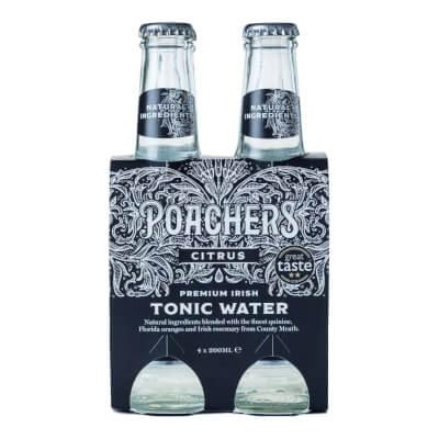 Poachers Well Citrus Tonic Water