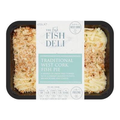 The Fresh Fish Deli Traditional West Cork Fish Pie