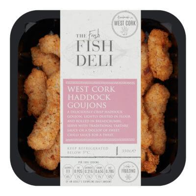 The Fresh Fish Deli West Cork Haddock Goujons