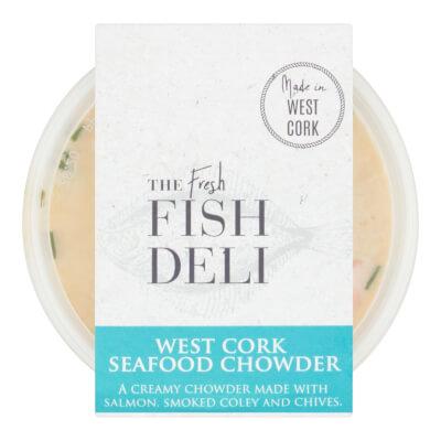 The Fresh Fish Deli West Cork Seafood Chowder