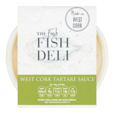 The Fresh Fish Deli West Cork Tartare Sauce
