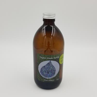 Floor Cleaner (Lemon & Rosemary) By Taylor Made Refills & Bottle