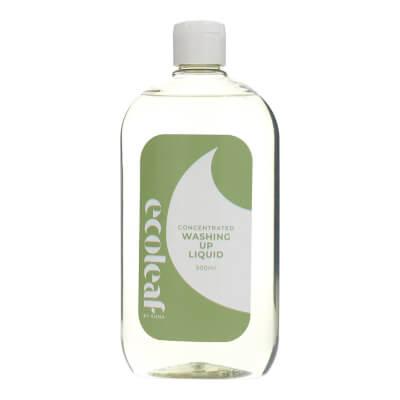Ecoleaf Washing Up Liquid Refill & Bottle