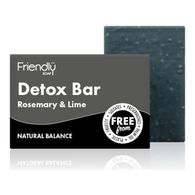 Friendly Rosemary & Lime Detox Soap Bar