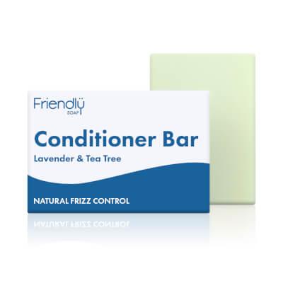 Friendly Lavender & Tea Tree Conditioner Soap Bar